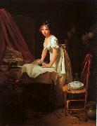 Louis Leopold  Boilly Young Woman Ironing China oil painting reproduction