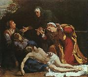 Annibale Carracci The Dead Christ Mourned China oil painting reproduction
