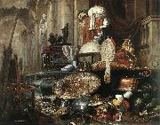 BOEL, Pieter Large Vanitas Still-Life  gdh China oil painting reproduction