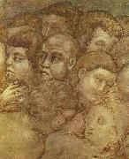 CAVALLINI, Pietro The Last Judgement (detail) rdgt China oil painting reproduction