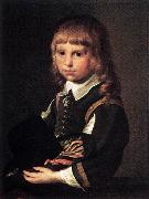 CODDE, Pieter Portrait of a Child dfg China oil painting reproduction