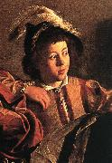 Caravaggio The Calling of Saint Matthew (detail) fdgf China oil painting reproduction
