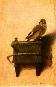 Carel Fabritus The Goldfinch China oil painting reproduction