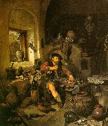 Cornelis Bega The Alchemist China oil painting reproduction