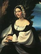 Correggio Portrait of a Gentlewoman China oil painting reproduction