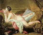 Francois Boucher Nude on a Sofa China oil painting reproduction