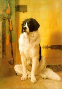 Jean Leon Gerome Study of a Dog China oil painting reproduction
