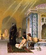 Jean Leon Gerome Harem Pool China oil painting reproduction
