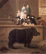 LONGHI, Pietro The Rhinoceros sg China oil painting reproduction