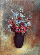 Odilon Redon Amemones China oil painting reproduction
