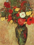 Odilon Redon Vase with Flowers China oil painting reproduction