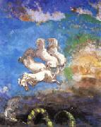 Odilon Redon Apollo's Chariot China oil painting reproduction