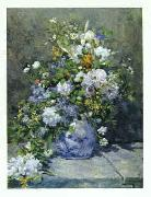 Pierre Renoir Spring Bouquet China oil painting reproduction