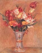 Pierre Renoir Tulipes China oil painting reproduction