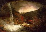Thomas Cole Kaaterskill Falls s China oil painting reproduction