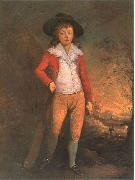 Thomas Gainsborough Ritratto di Giovane China oil painting reproduction