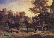 Benjamin Cam Norton Carriage China oil painting reproduction