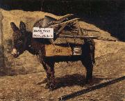 James Bonar Mine Mule China oil painting reproduction