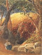 Samuel Palmer The Magic Apple Tree China oil painting reproduction