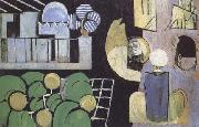 Henri Matisse The Moroccans (mk35) China oil painting reproduction