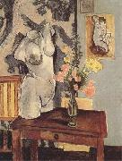 Henri Matisse Greek Torso and Bouquet (mk35) China oil painting reproduction