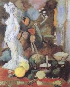Henri Matisse Still Life with Statuette (mk35) China oil painting reproduction