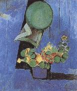 Henri Matisse Flowers and Sculpture (mk35) China oil painting reproduction