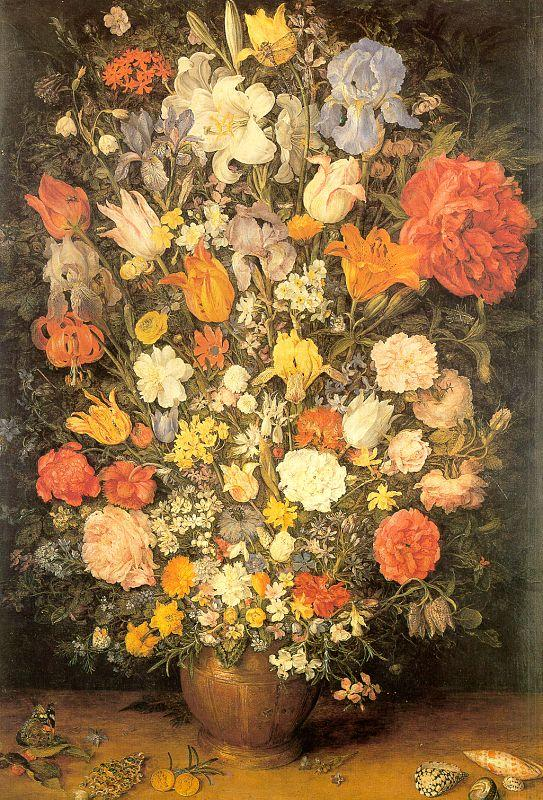 Jan Brueghel Bouquet